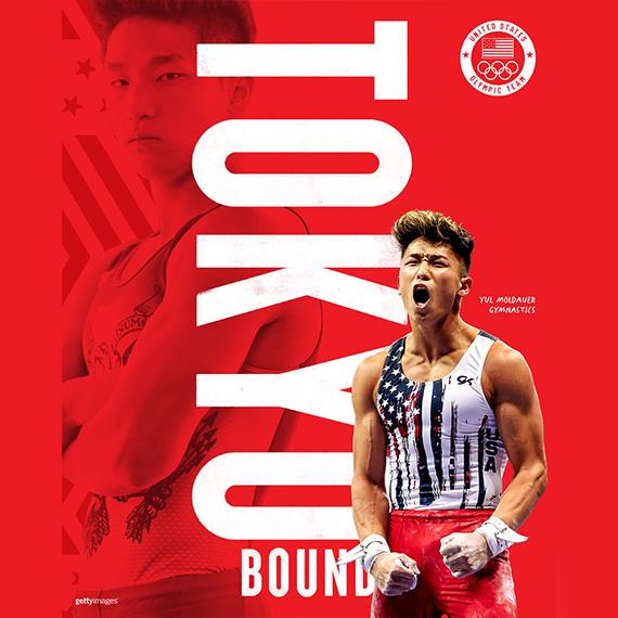Yul Moldauer Tokyo Olympics